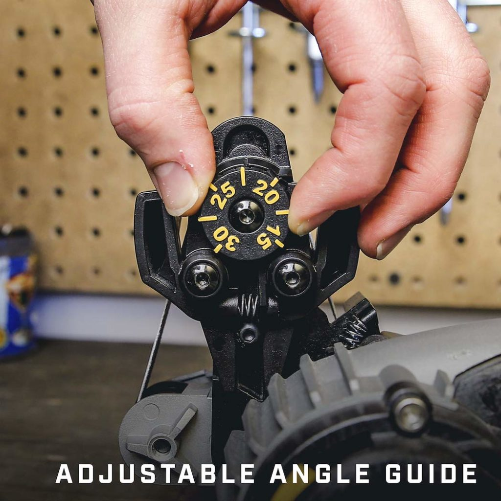 work sharp Adjustable angel guide