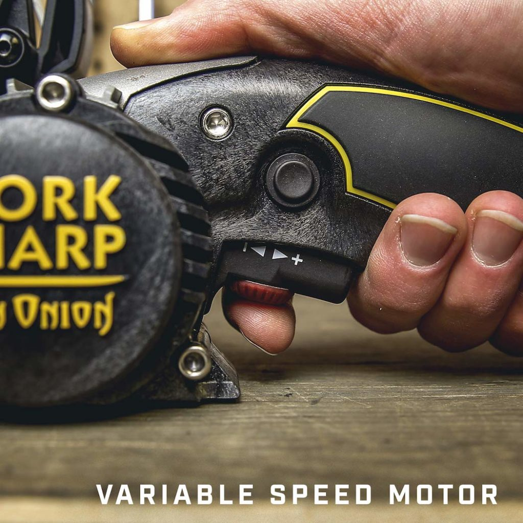 Variable speed motor work sharp ken onion