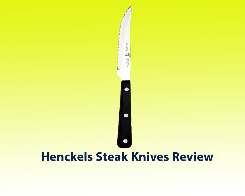 Henckels Steak Knives Review