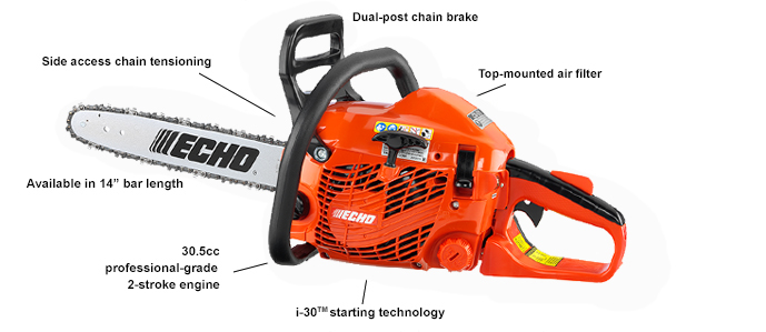 Echo CS 310 Chainsaw Review