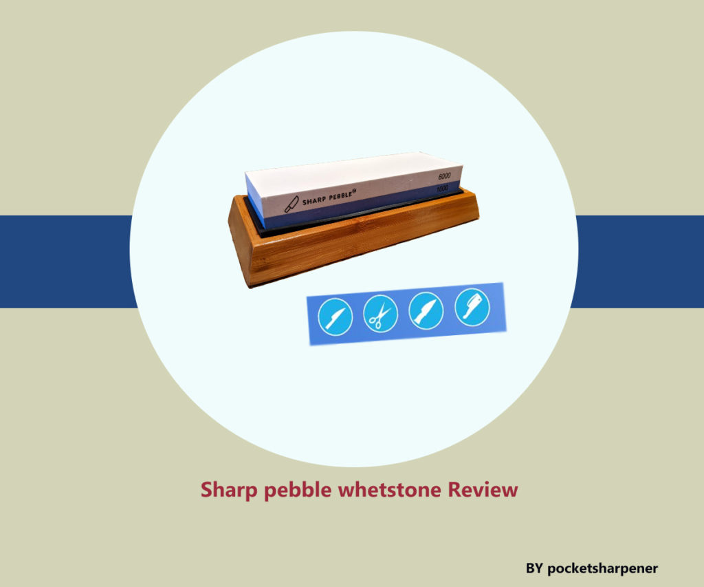 sharp pebble whetstone review