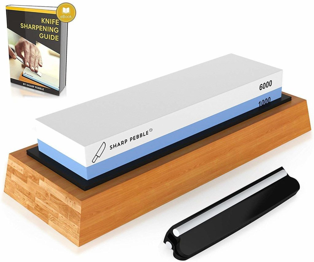 Sharp Pebble Sharpening Stone